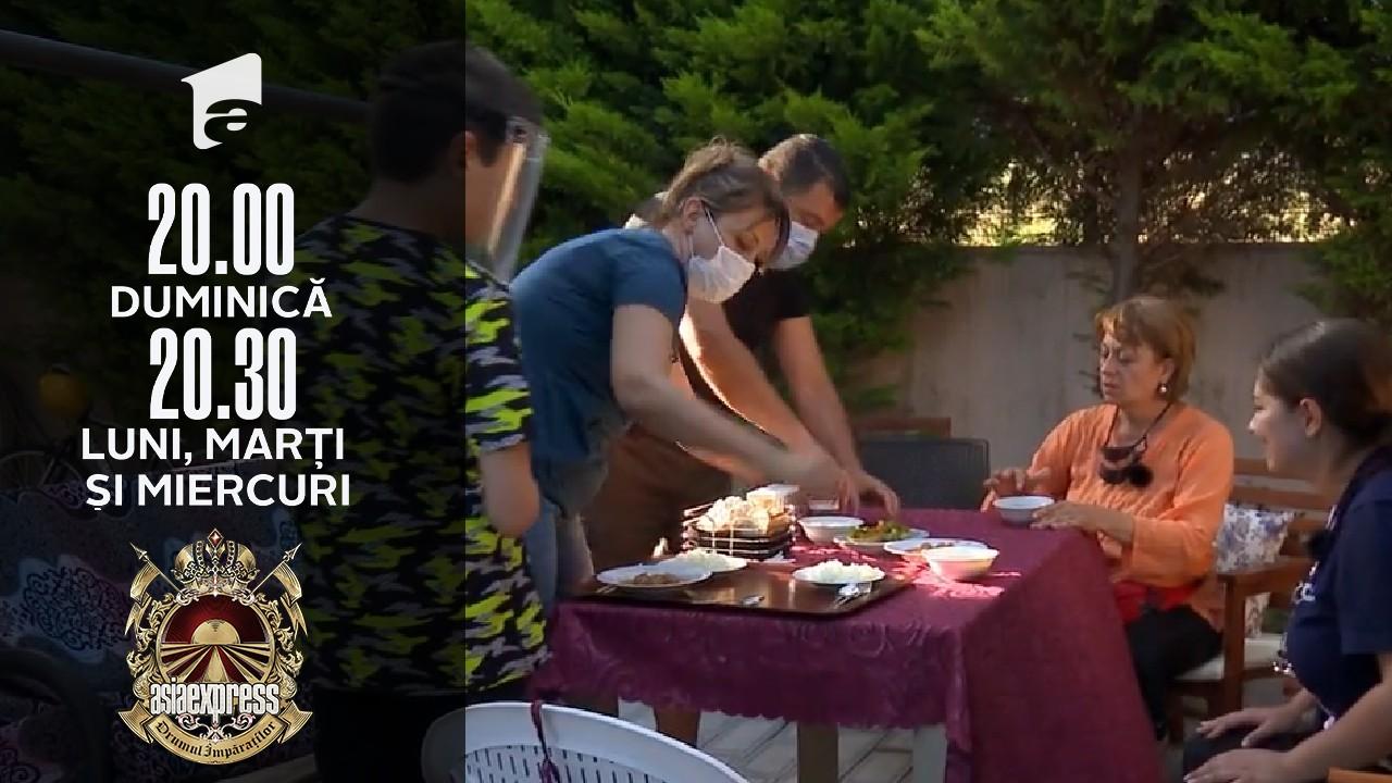 Asia Express sezonul 4, 19 septembrie 2021. Adriana Trandafir și Maria Speranța, cele mai norocoase: Am mâncat niște lucruri atât de bune!