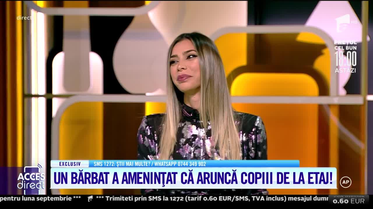 Acces Direct, 21 septembrie 2021. Cosmina Scăunașu, noua asistentă a emisiunii Acces Direct