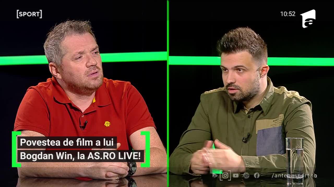 AS.ro LIVE - Ediția 177 - Bogdan Win