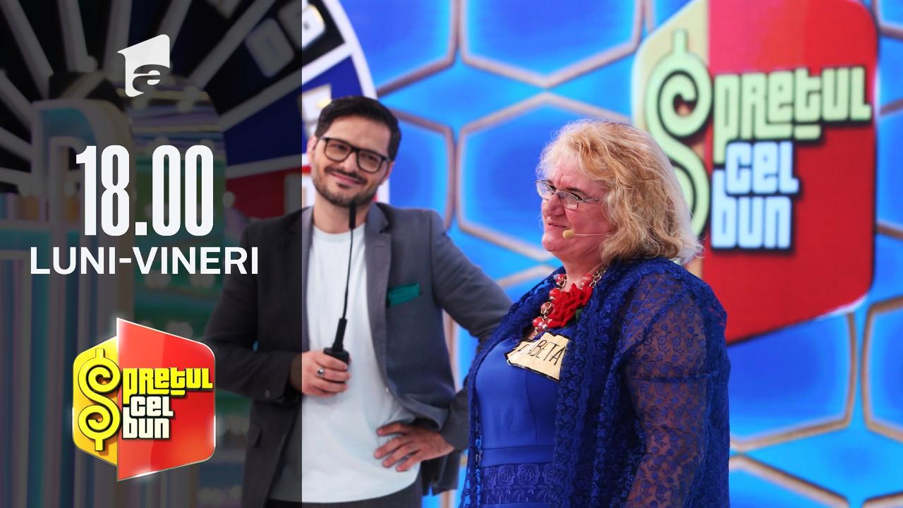 Preţul cel bun sezonul 1, 22 septembrie 2021. Elisabeta a pierdut premiul cel mare: O vacanță în Egipt