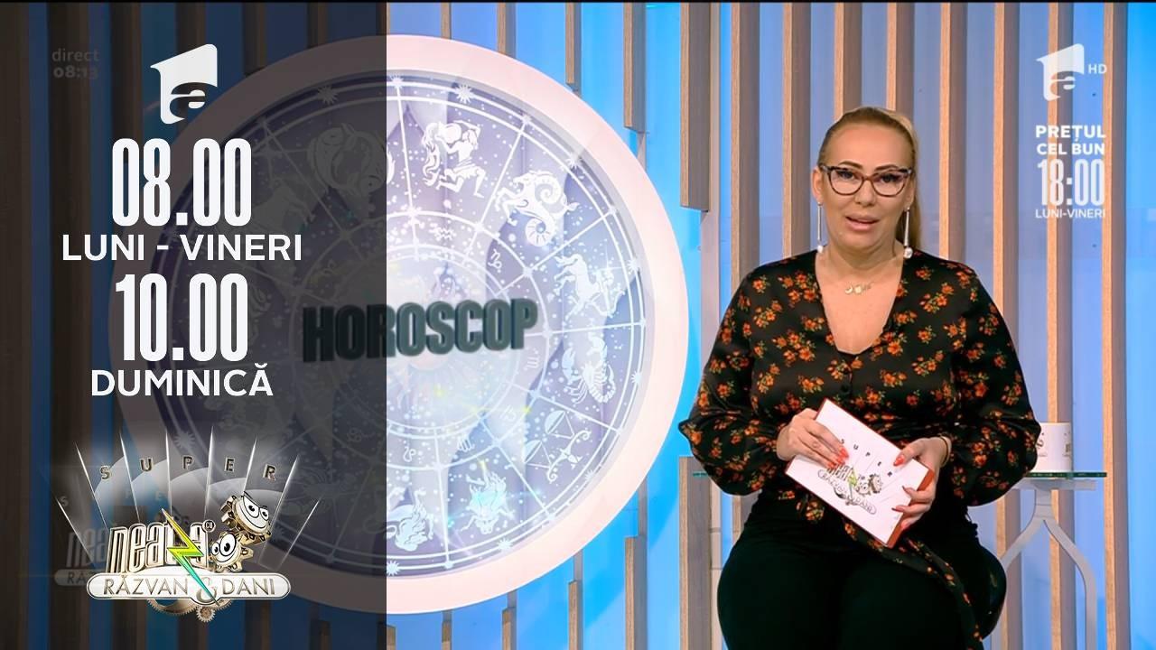 Super Neatza, 23 septembrie 2021. Horoscopul Zilei cu Bianca Nuțu. Berbecii trebuie să fie atenți în chestiunile financiare