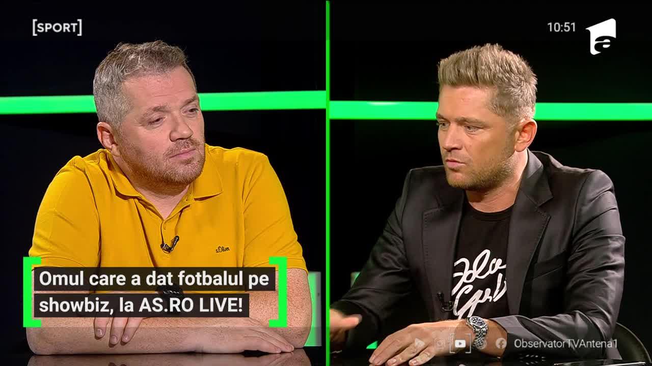 AS.ro LIVE - Ediția 178 - Costin Gheorghe