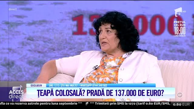 Acces Direct, 23 septembrie 2021. Natalia a fost escrocată cu suma de 137.000 de euro