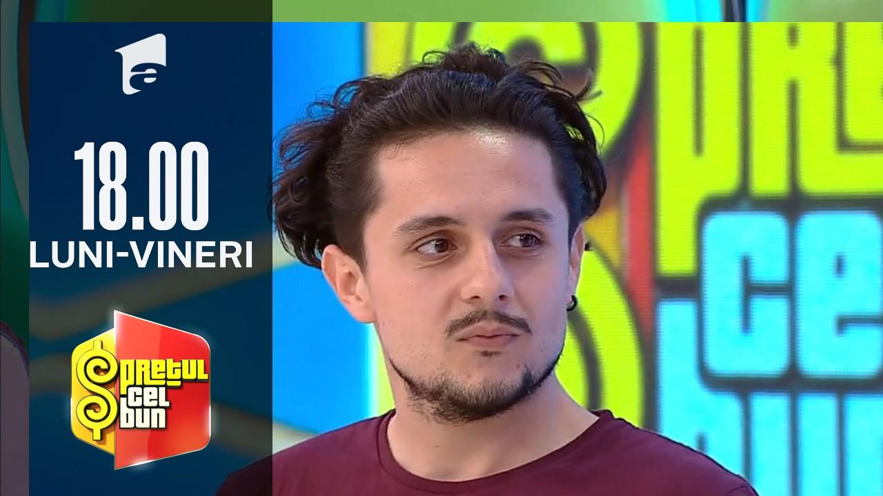 Preţul cel bun sezonul 1, 23 septembrie 2021. Andrei a venit cu toata familia la emisiune! Liviu Vârciu: Ai venit să iei cash-ul să faci nuntă