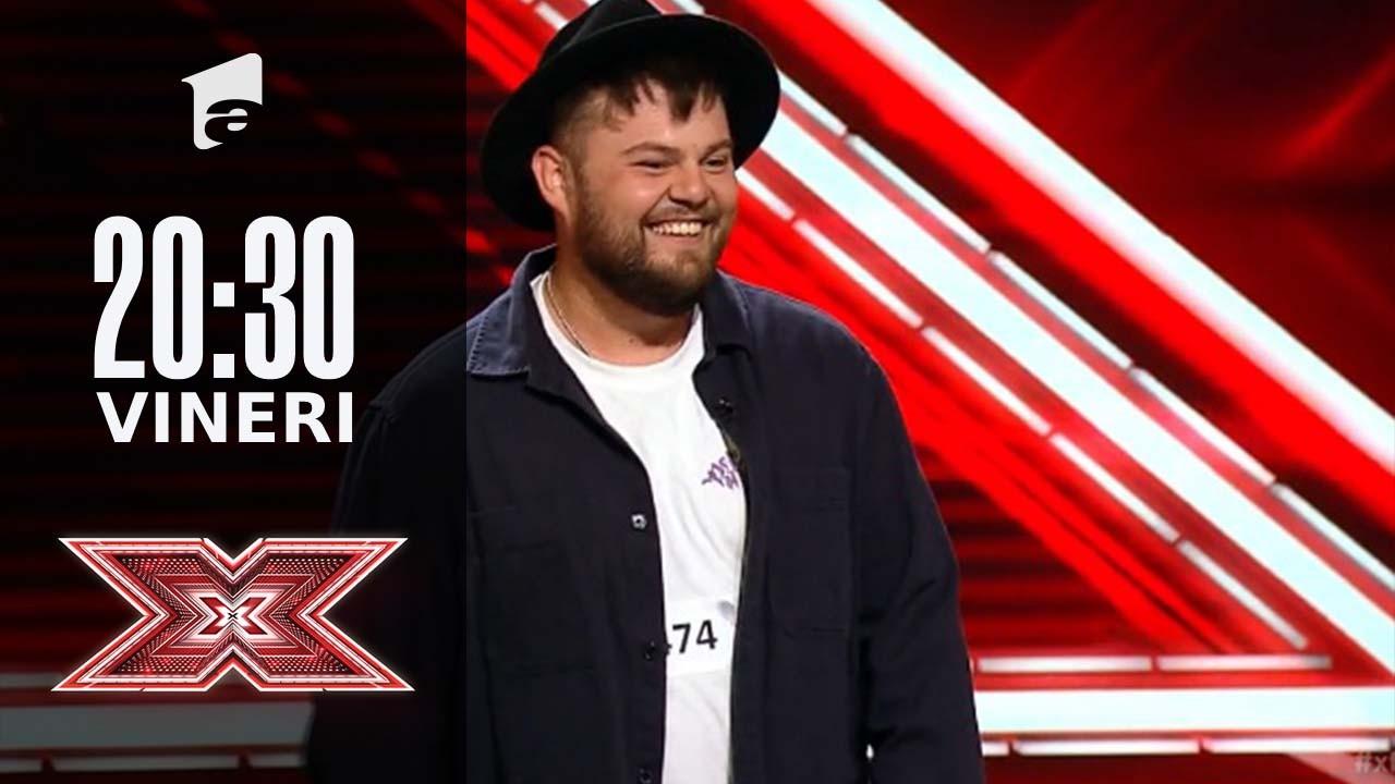X Factor sezonul 10, 24 septembrie 2021. Jurizare Bogdan Panaite Casper