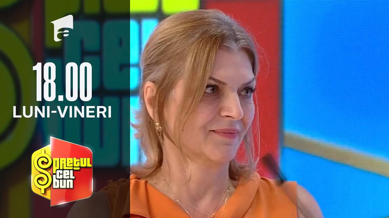 Preţul cel bun sezonul 1, 24 septembrie 2021. Mihaela a vorbit despre divorțuri, iar Andrei Ștefănescu a reacționat imediat.