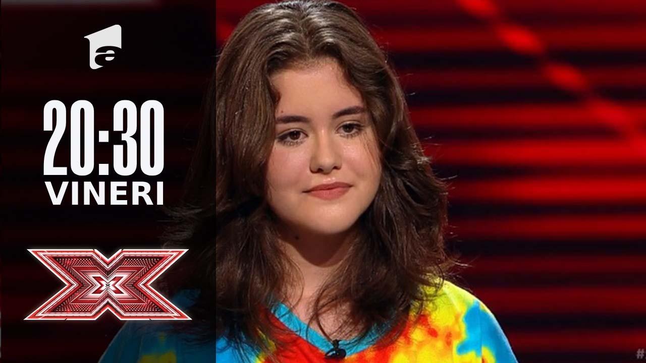 X Factor sezonul 10, 24 septembrie 2021. Jurizare Betty Iordăchescu