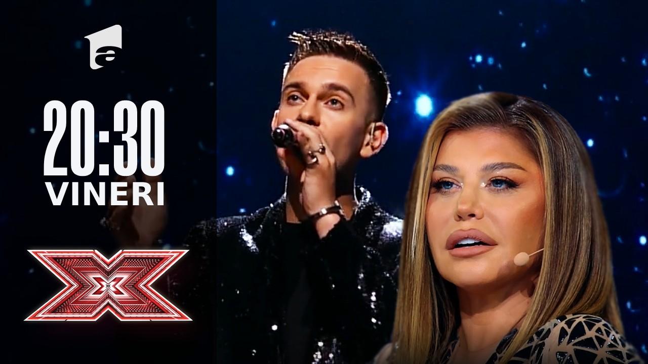 X Factor sezonul 10, 24 septembrie 2021. Narcis Ianău - Caruso