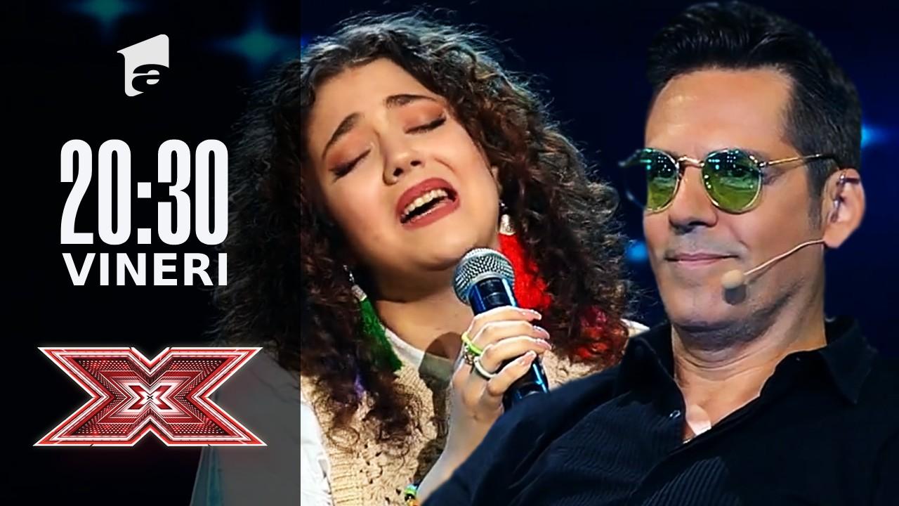 X Factor sezonul 10, 24 septembrie 2021. Yarina Cozma - Săracă inima me'