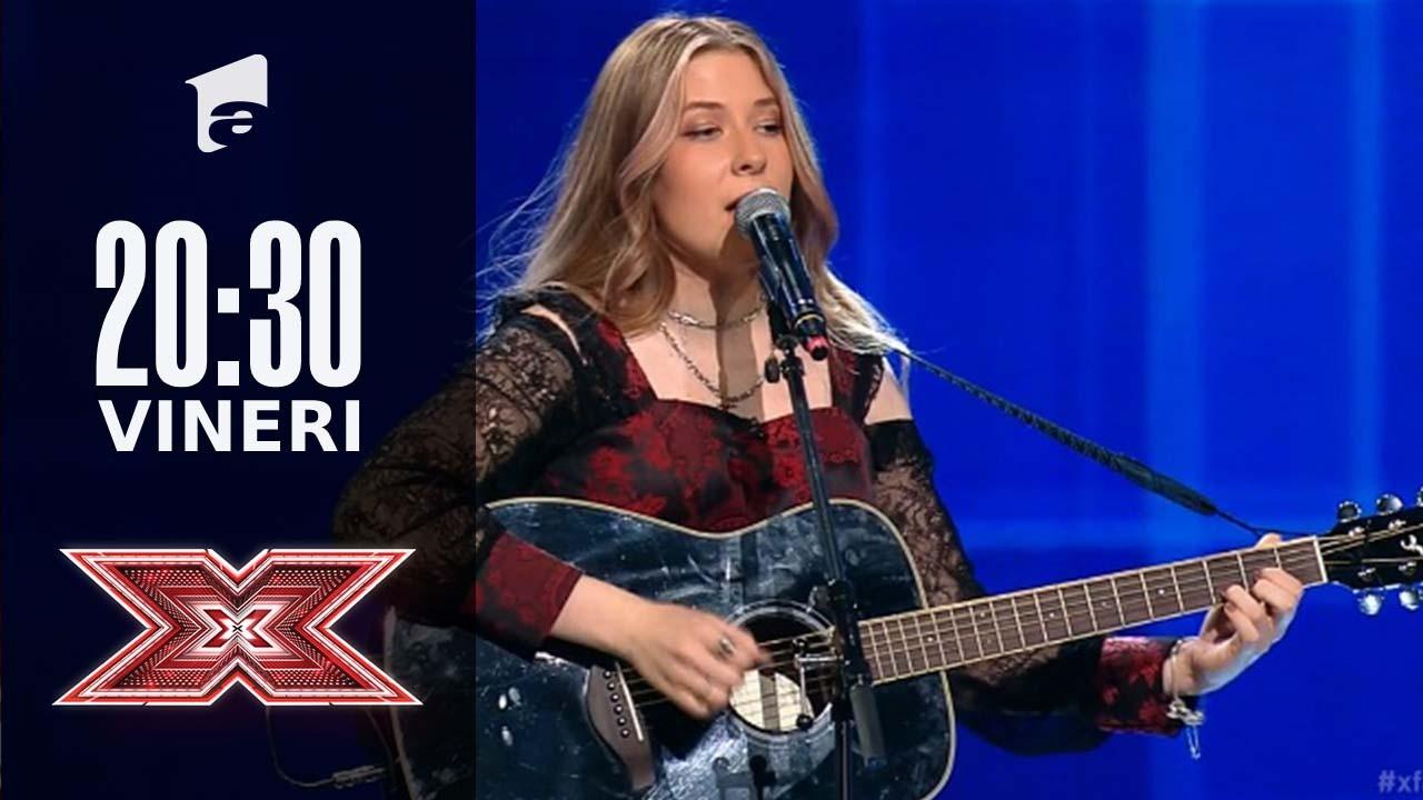 X Factor sezonul 10, 24 septembrie 2021. Jurizare Delia Ligotchi