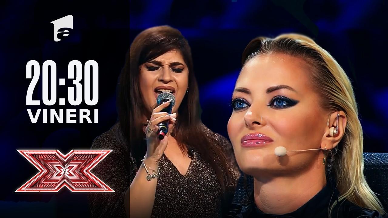 X Factor sezonul 10, 24 septembrie 2021. Lavinia Ioana Lăcătuș - Ed Sheeran - Make It Rain
