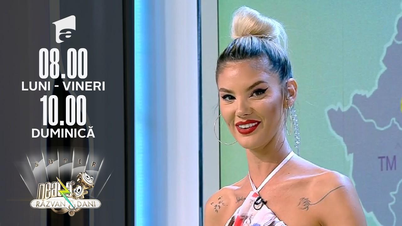 Super Neatza, 24 septembrie 2021. Ramona Olaru își caută partener de carantină! Dani Oțil: Eu am făcut casting la televizor și am luat o fată cu mine în Austria