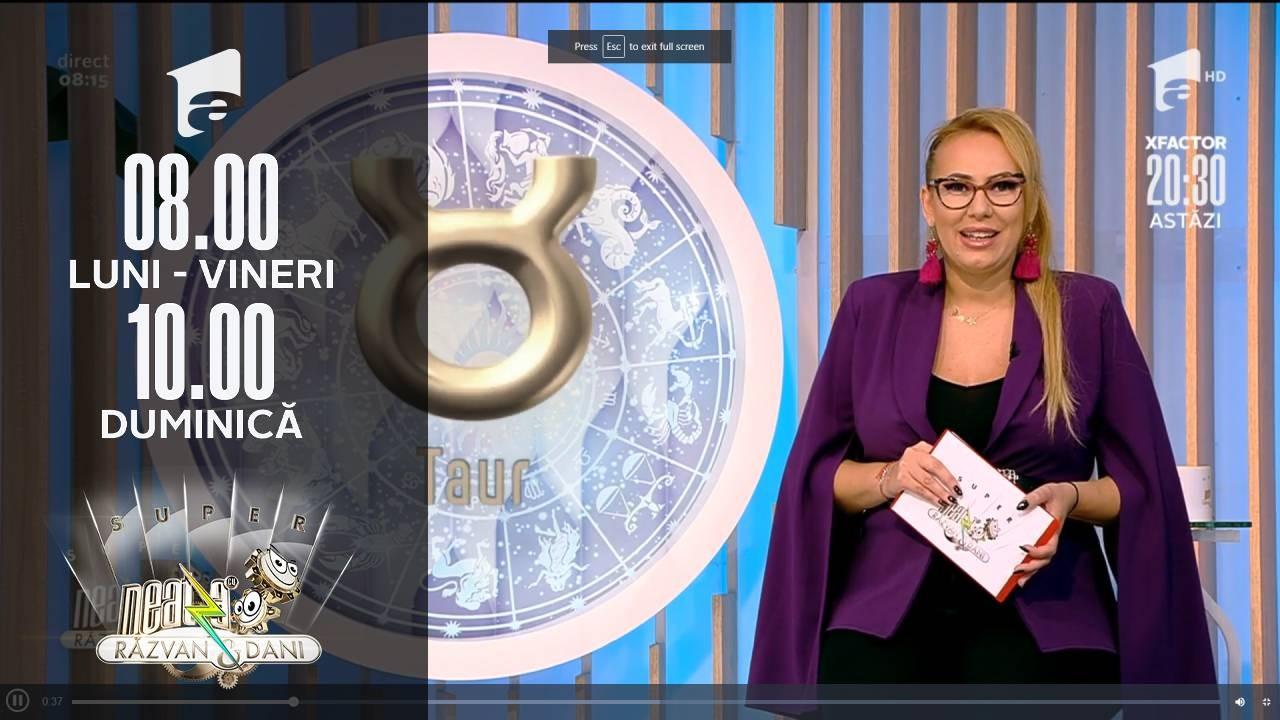 Super Neatza, 24 septembrie 2021. Horoscopul Zilei cu Bianca Nuțu: Lucrurile se stabilizează pentru toate semnele zodiacale