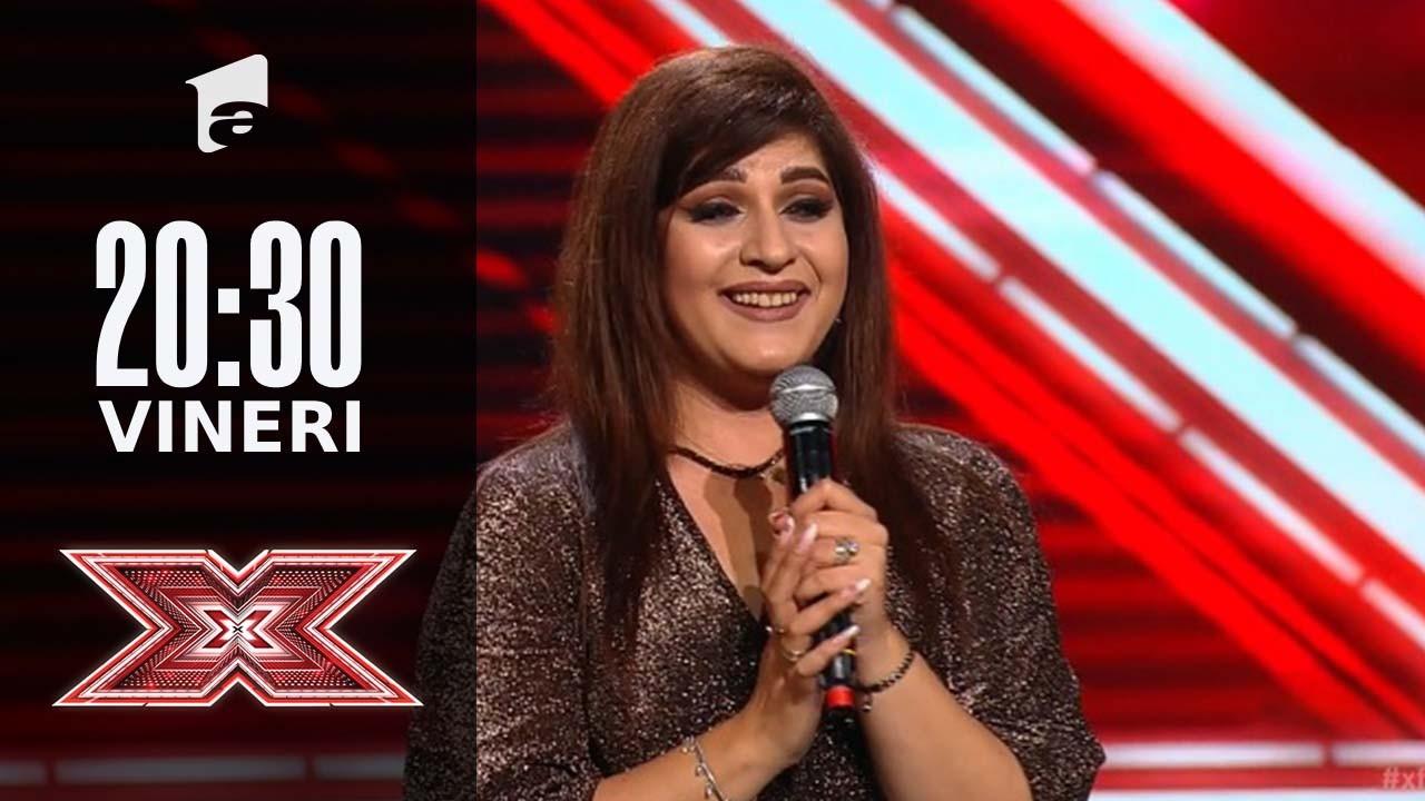 X Factor sezonul 10, 24 septembrie 2021. Jurizare Lavinia Ioana Lăcătuș