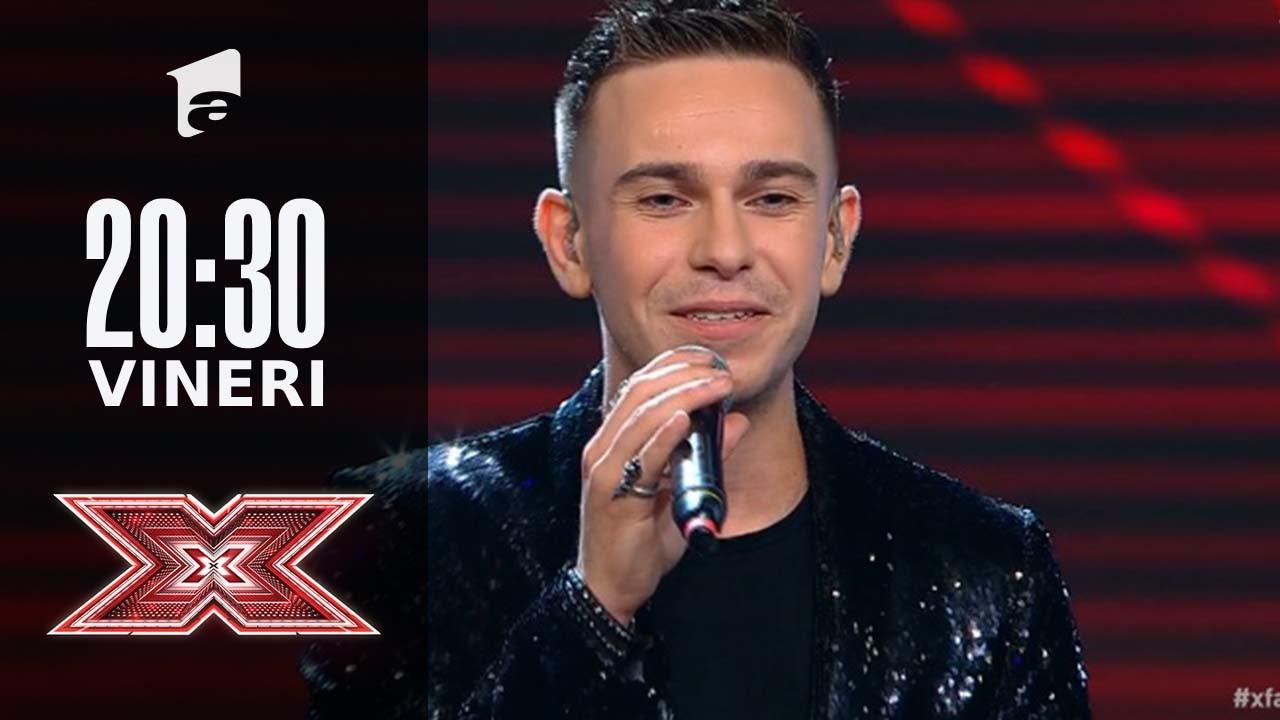 X Factor sezonul 10, 24 septembrie 2021. Jurizare Narcis Ianău