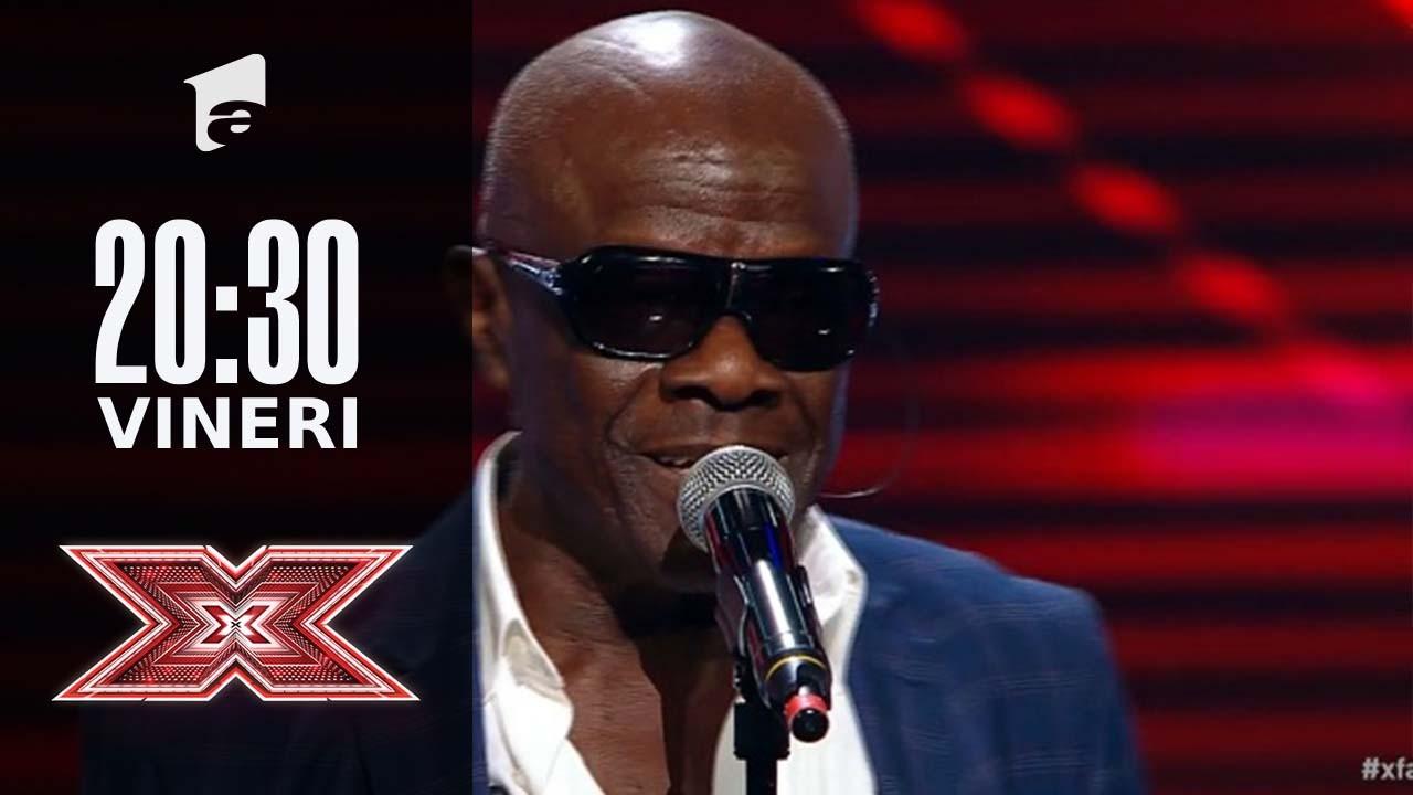 X Factor sezonul 10, 24 septembrie 2021. Jurizare John Smith Zanger