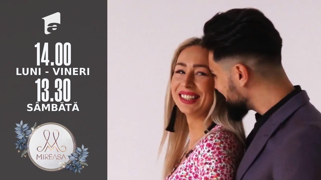 Gala Mireasa Sezonul 4, 25 septembrie 2021.  Anca l-a ales pe Alex pentru o ședință foto!