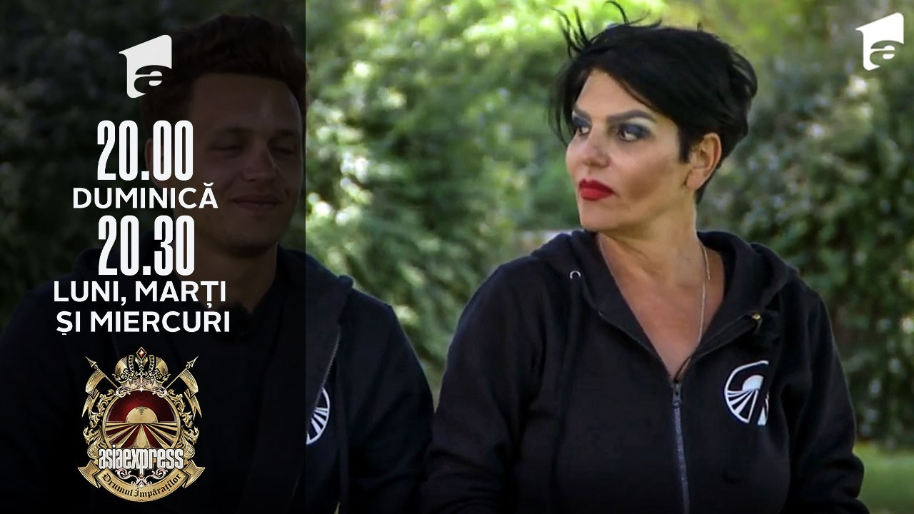 Asia Express sezonul 4, 27 septembrie 2021. Patricia Paglieri și fiul ei au parte de o ceartă în benzinărie! Totul pornește de la o cafea