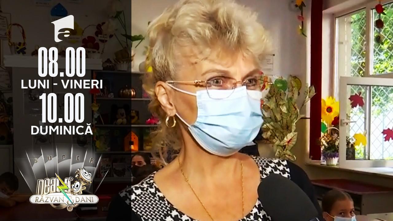 Super Neatza, 27 septembrie 2021. Care sunt pașii dacă un copil are somptome de viroză