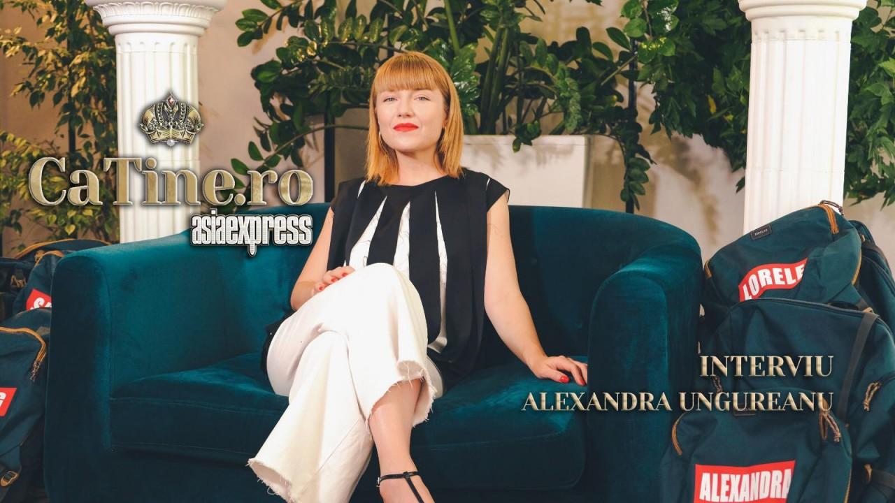 CaTine.ro - Interviu - Alexandra Ungureanu