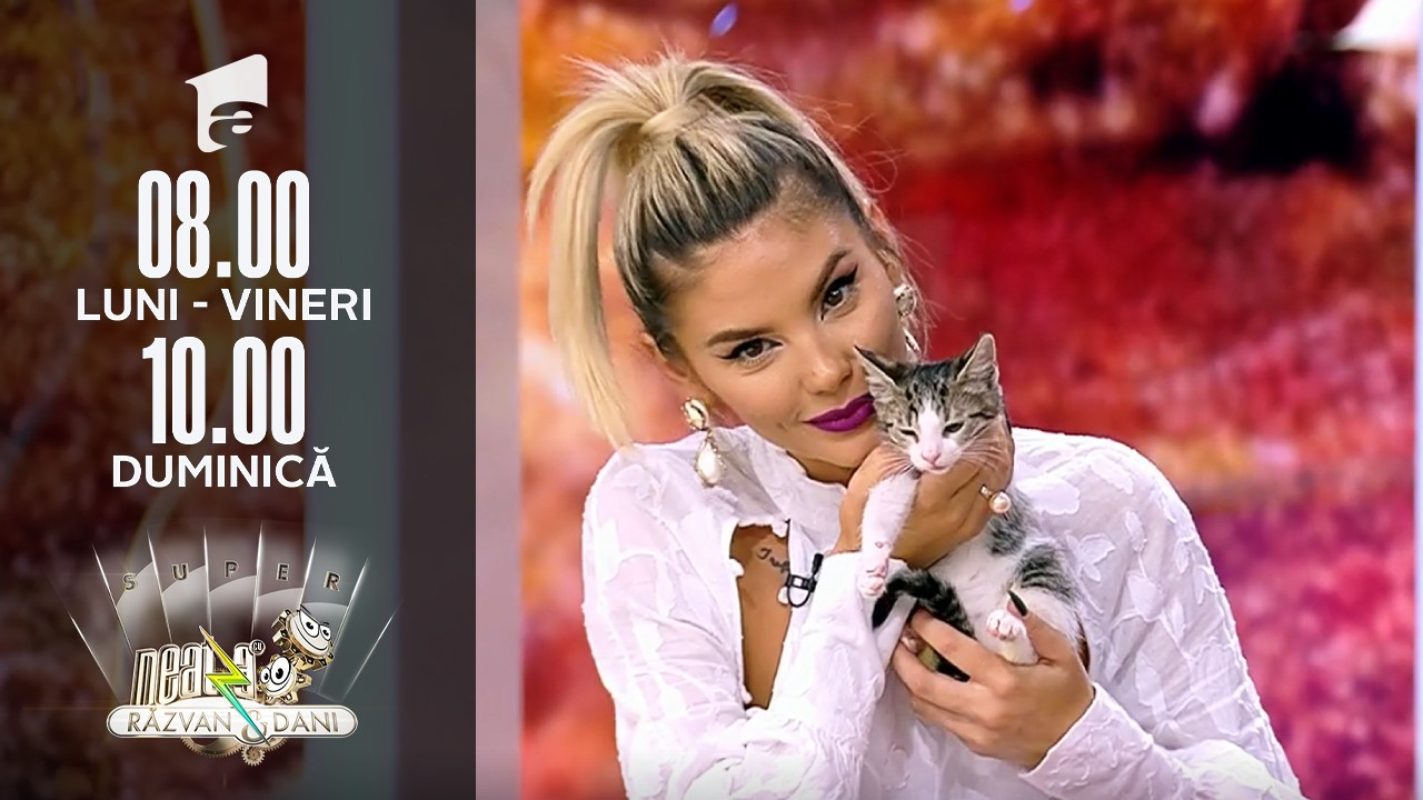 Super Neatza, 28 septembrie 2021. Toxoplasmoza la pisici