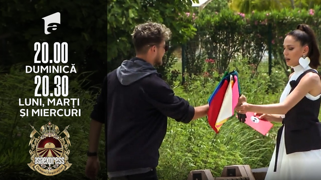 Asia Express sezonul 4, 28 septembrie 2021. Cuza și Emi și-au donat victoria! Adriana Trandafir și Maria Speranța vor pleca imediat după ei