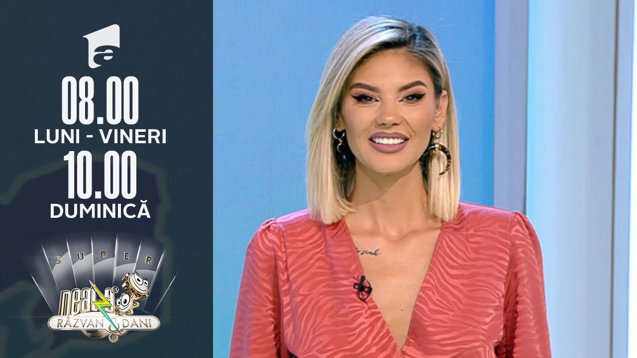 Super Neatza, 29 septembrie 2021. Prognoza Meteo cu Ramona Olaru: Vreme rece și ploioasă