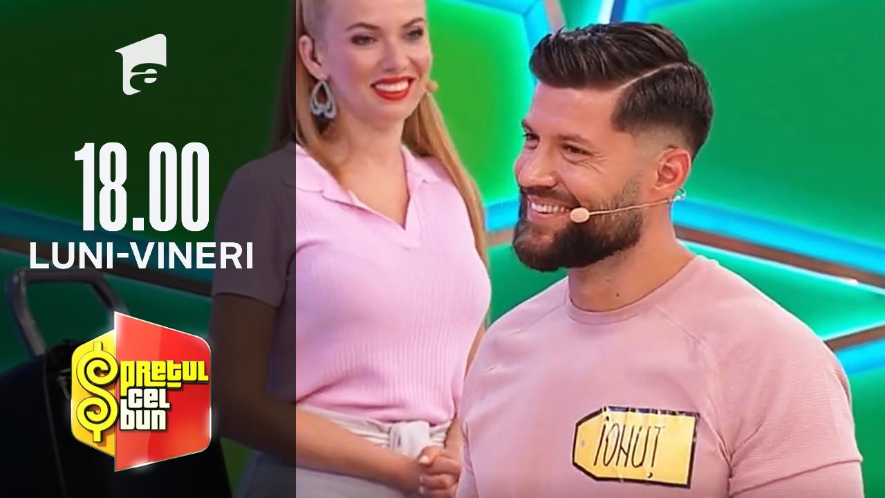 Preţul cel bun sezonul 1, 29 septembrie 2021. Ionuț a câștigat toate premiile și merge în marea finală
