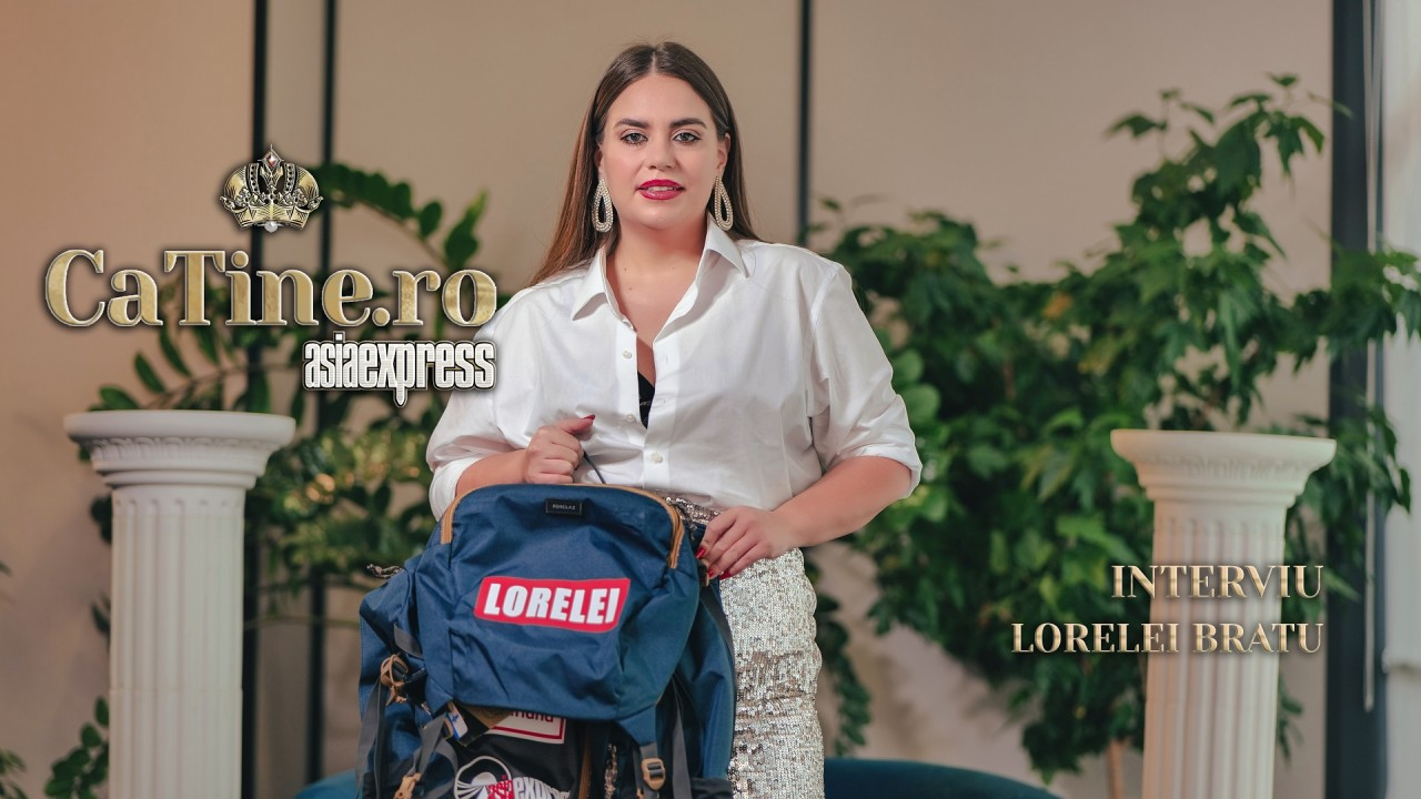 CaTine.ro - Interviu - Lorelei Bratu