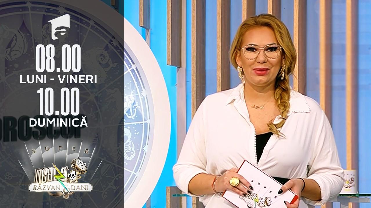 Super Neatza, 4 octombrie 2021. Horoscop cu Bianca Nuțu: Berbecii visează cu ochii deschiși