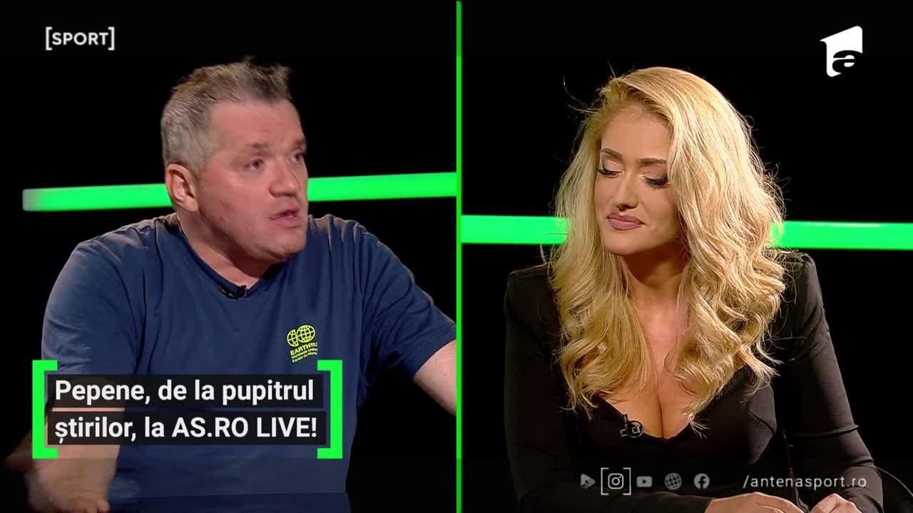 AS.ro LIVE - Ediția 185 - Iuliana Pepene
