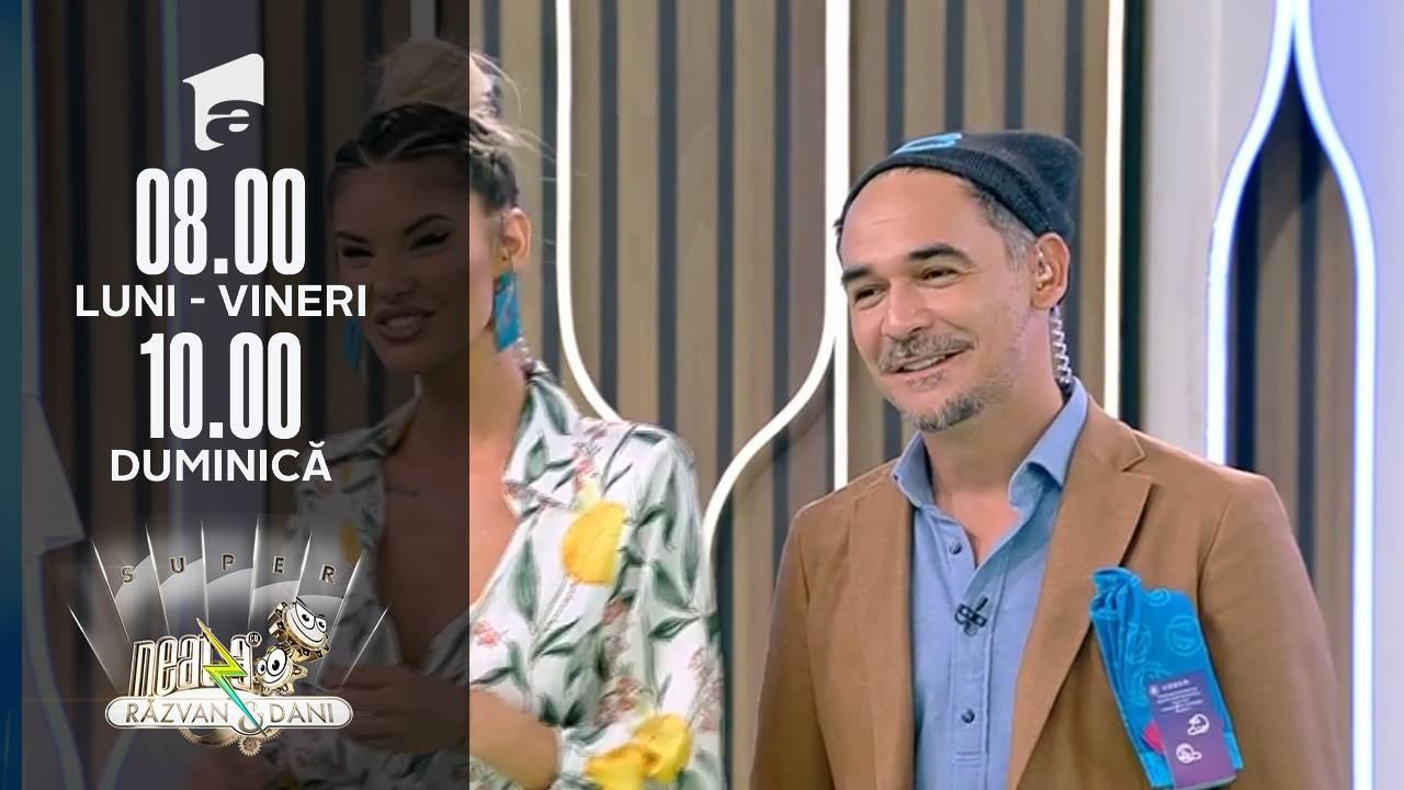 """Super Neatza, 6 octombrie 2021. Oana Chiric a câștigat un super premiu la  """"Prețul cel bun"""""""