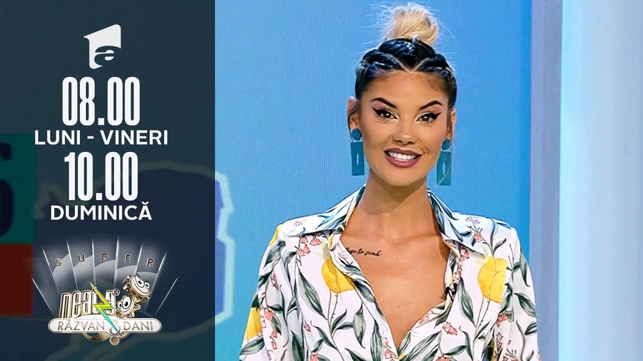 Super Neatza, 6 octombrie 2021. Meteo cu Ramona Olaru: Se simte aer de octombrie în toată țară