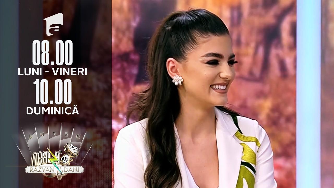 Super Neatza, 7 octombrie 2021. Bianca Tirsin, performanță istorică pentru România