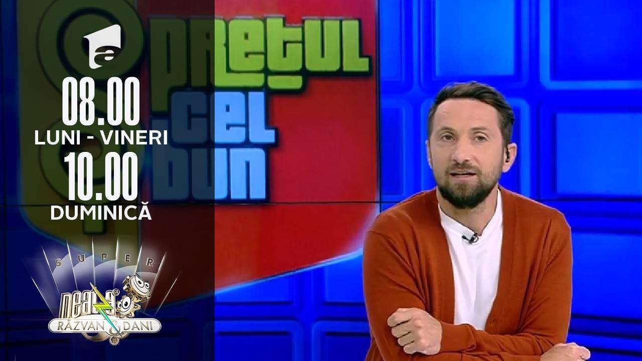 """Super Neatza, 7 octombrie 2021. Oana Chiric a câștigat un super premiu la """"Prețul cel bun"""""""