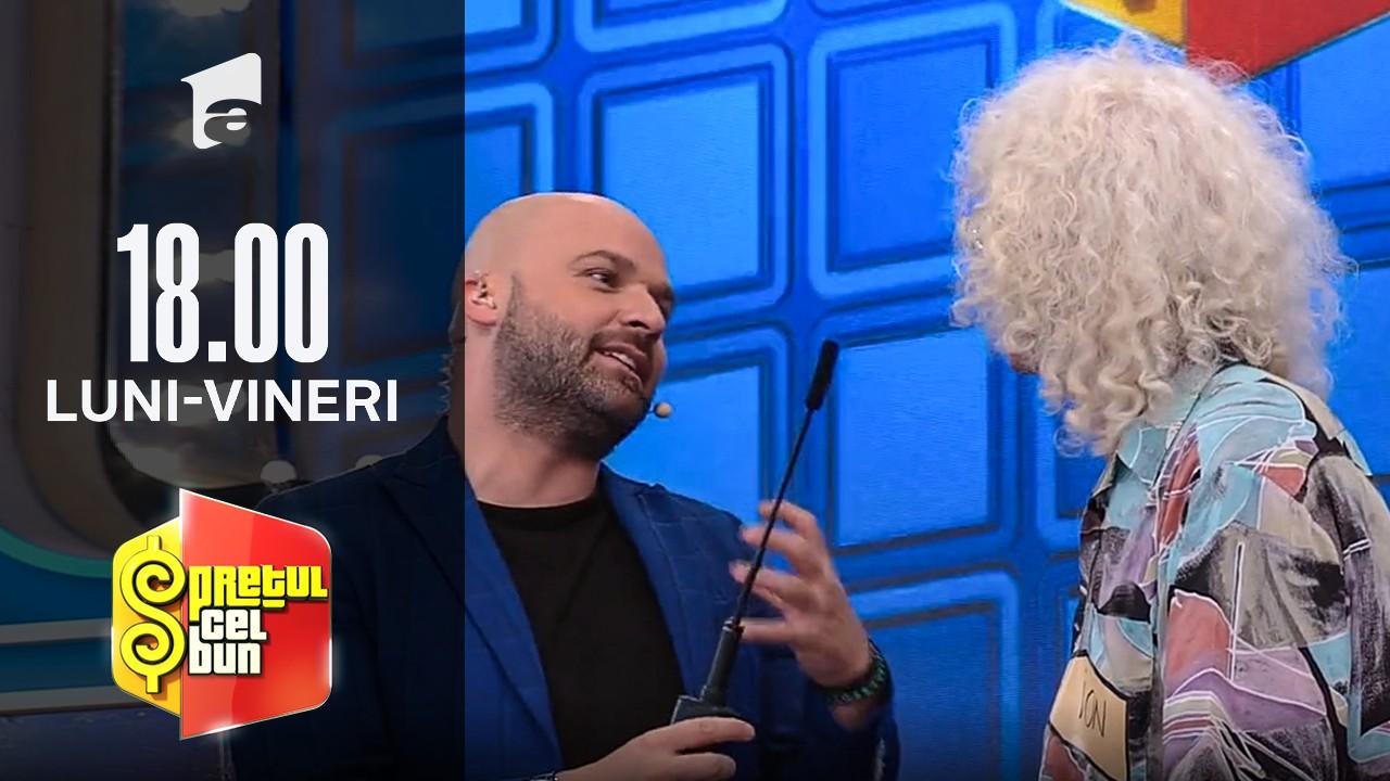 Preţul cel bun sezonul 1, 7 octombrie 2021. Concurentul de la Prețul cel bun pe care Andrei Ștefănescu a fost invidios. Care a fost motivul