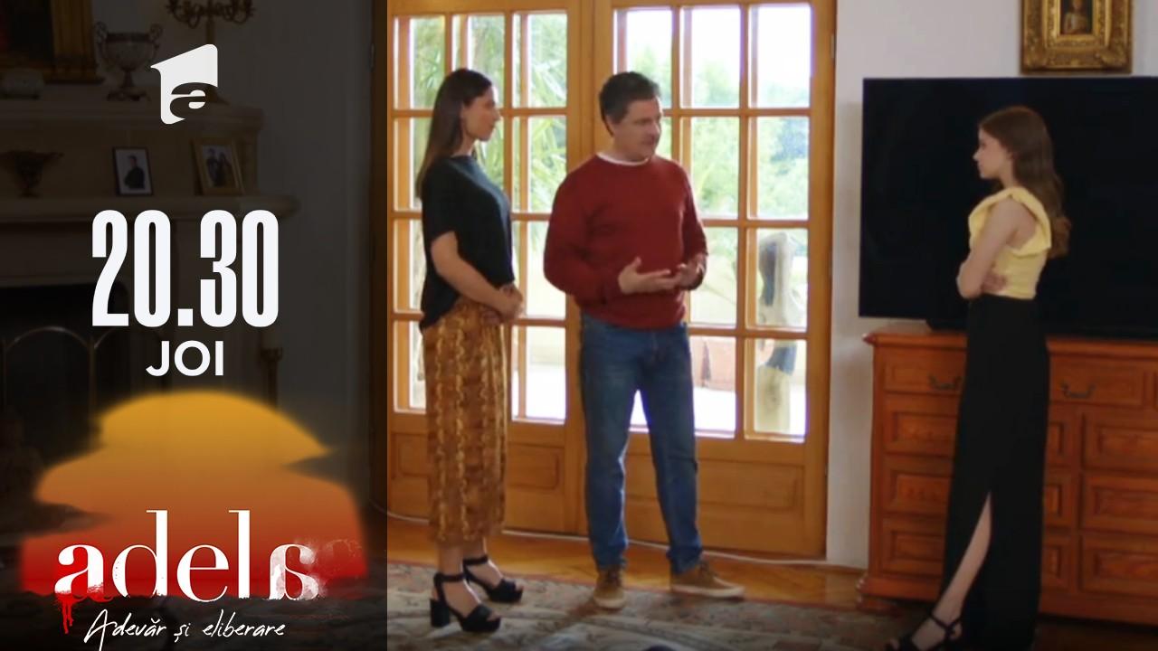 Adela sezonul 2, episodul 16, 7 octombrie 2021. Adela, către Andreea: Pozele sunt false! L-ai drogat pe Mihai!