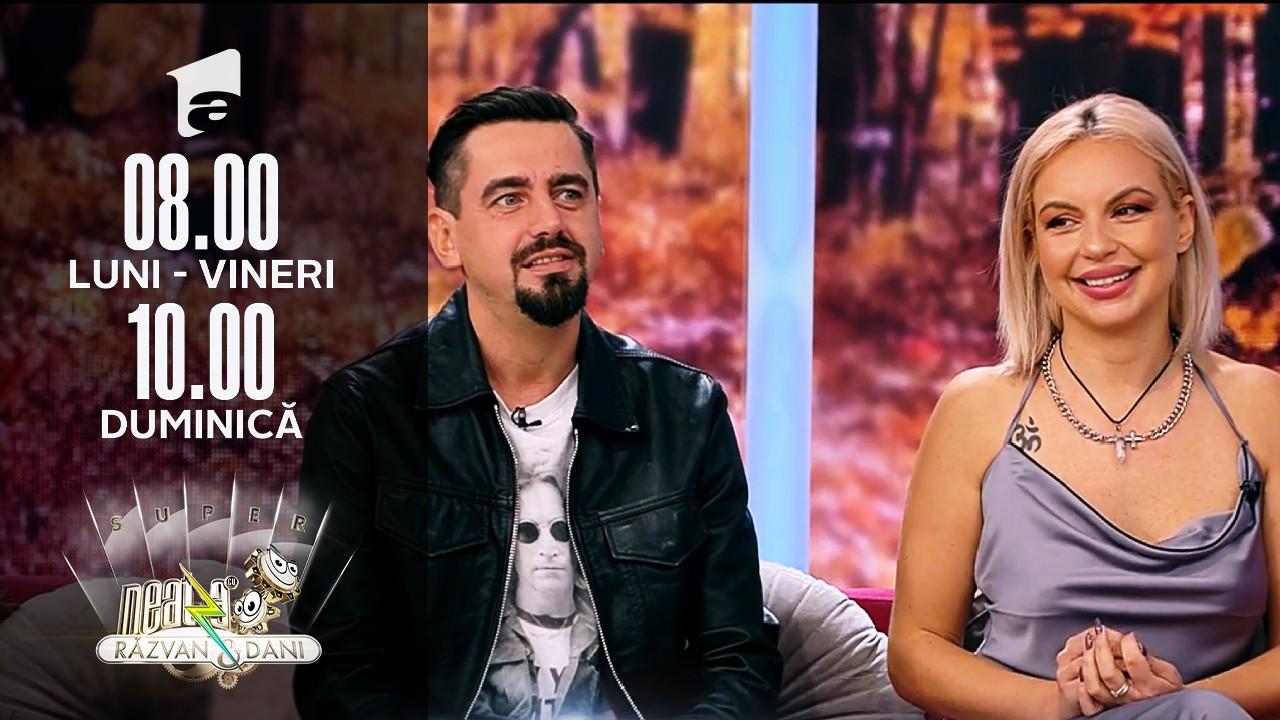 Super Neatza, 7 octombrie 2021. Eliza și Cosmin Natanticu, detalii din culisele Asia Express