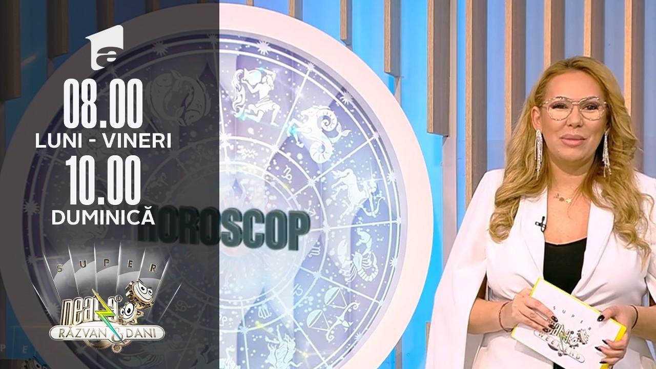 Super Neatza de Weekend, 10 octombrie 2021.  Horoscop cu Bianca Nuțu: Berbecii restrâng cercul de prieteni