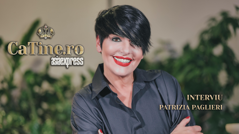 CaTine.ro - Interviu - Patrizia Paglieri
