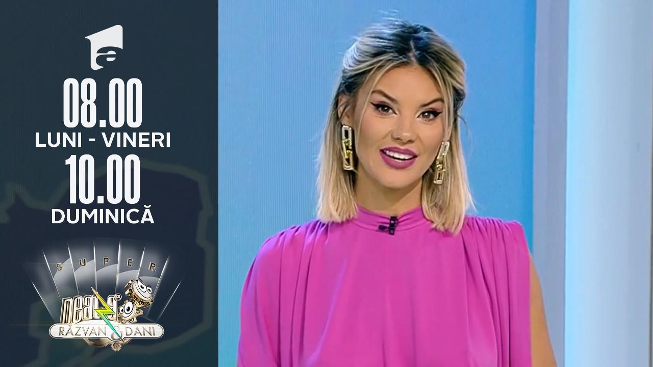 Super Neatza, 11 octombrie 2021. Meteo cu Ramona Olaru:  Vreme deosebit de rece și închisă în majoritatea regiunilor