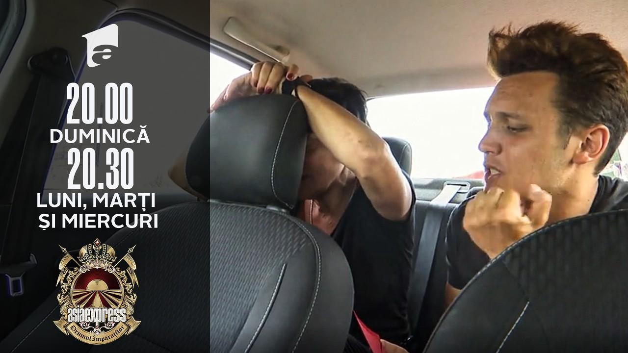 Asia Express sezonul 4, 12 octombrie 2021. Francesco Paglieri nu și-a mai putut stăpâni nervii! De ce s-a supărat