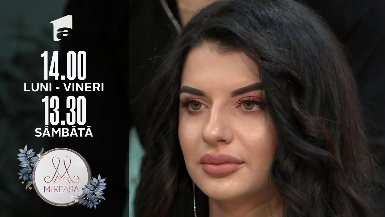 Mireasa Sezonul 4, 11 octombrie 2021. Amalia și Mama ei, confesiuni pe ascuns! Concurenta a fost sancționată!