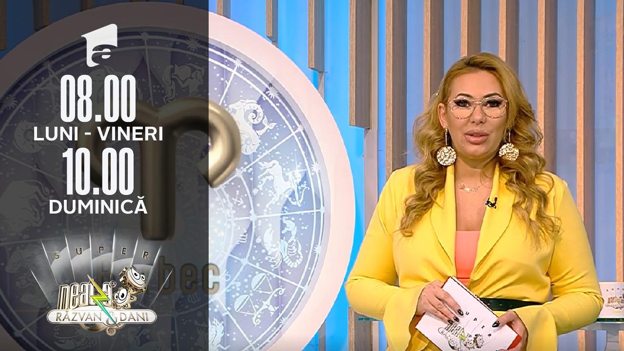 Super Neatza, 12 octombrie 2021. Horoscop cu Bianca Nuțu: Stresul îți pune amprenta asupra sănătății nativilor lei
