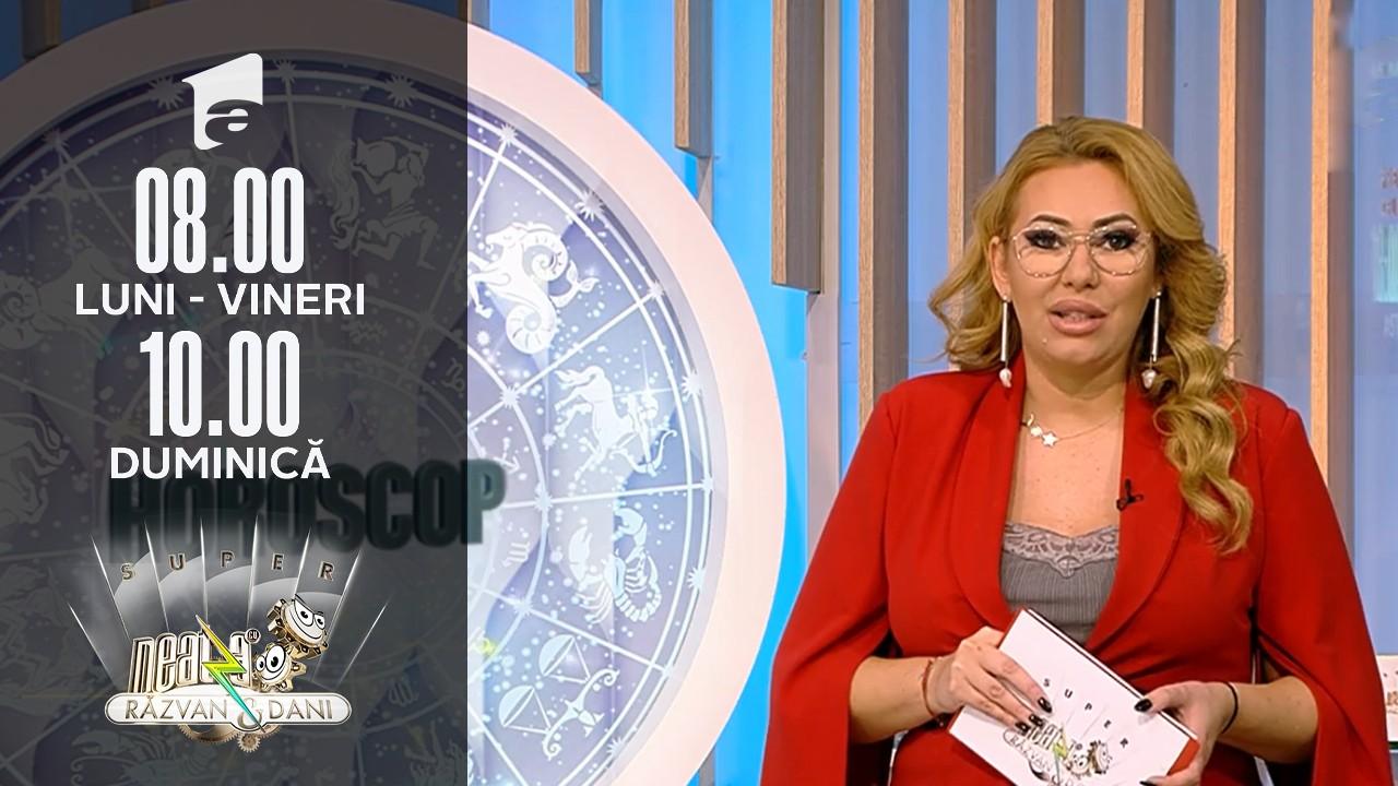 Super Neatza, 13 octombrie 2021. Horoscop cu Bianca Nuțu: Taurii ascund un adevăr pentru a-i proteja pe cei dragi