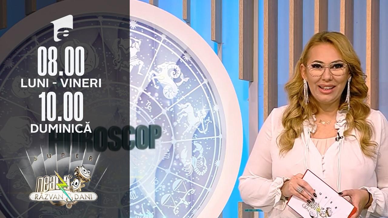 Super Neatza, 14 octombrie 2021. Horoscop cu Bianca Nuțu: Nativii din zodia rac au parte de evenimente ce țin de moșteniri și venituri comune