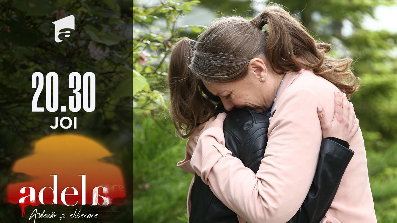 Adela sezonul 2, episodul 18, 14 octombrie 2021. Ana Maria, în lacrimi! Adela este alături de ea