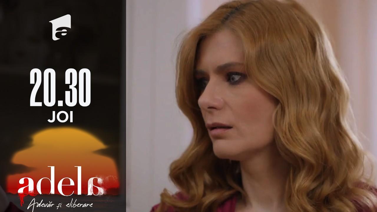 Adela sezonul 2, episodul 17, 14 octombrie 2021. Delia află că Laura e însărcinată cu Dorin