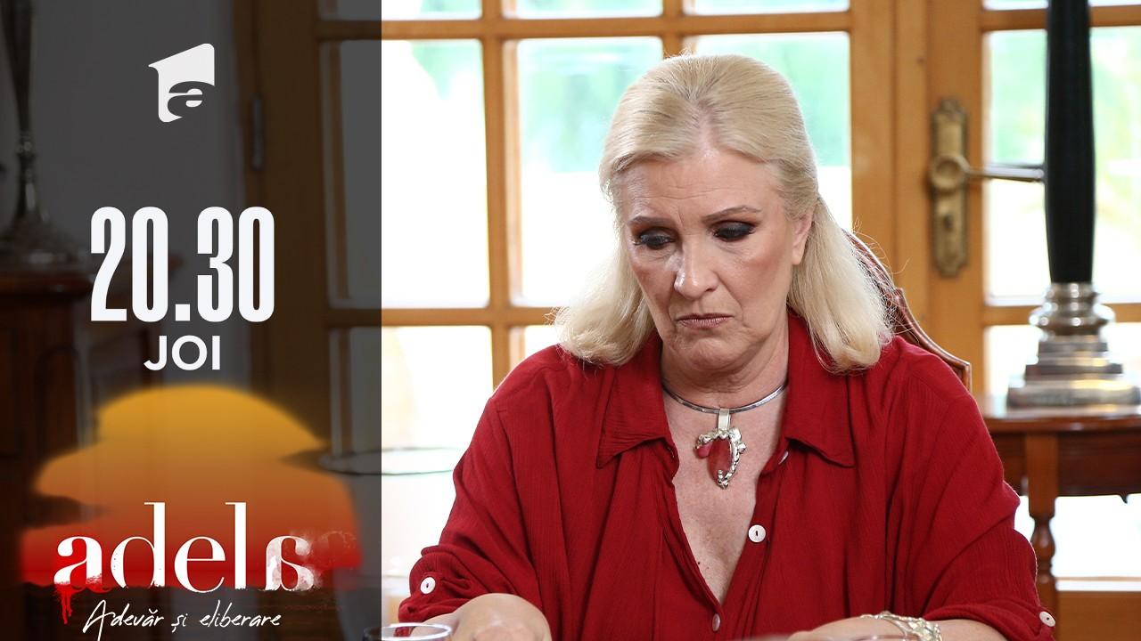 Adela sezonul 2, episodul 17, 14 octombrie 2021. Martha are în plan să-l omoare pe Călin!?