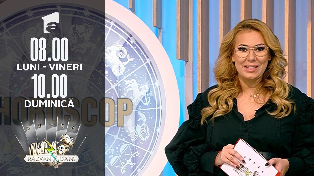 Super Neatza, 15 octombrie 2021. Horoscopul Zilei cu Bianca Nuțu. Berbecii văd viitorul într-o lumină mult mai optimistă